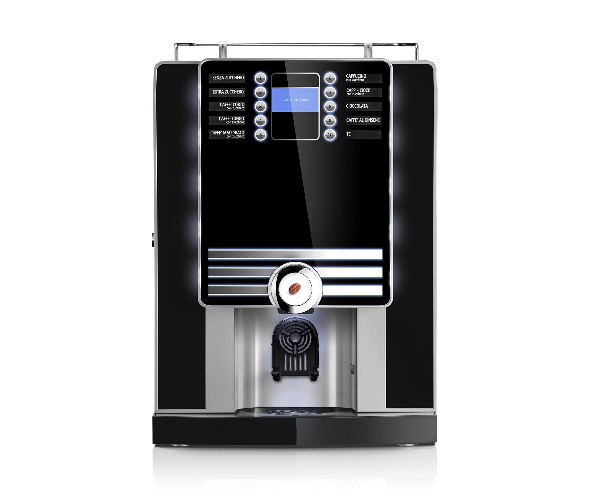 koffiemachine rheavendors xs grande pro koffie holland. Black Bedroom Furniture Sets. Home Design Ideas